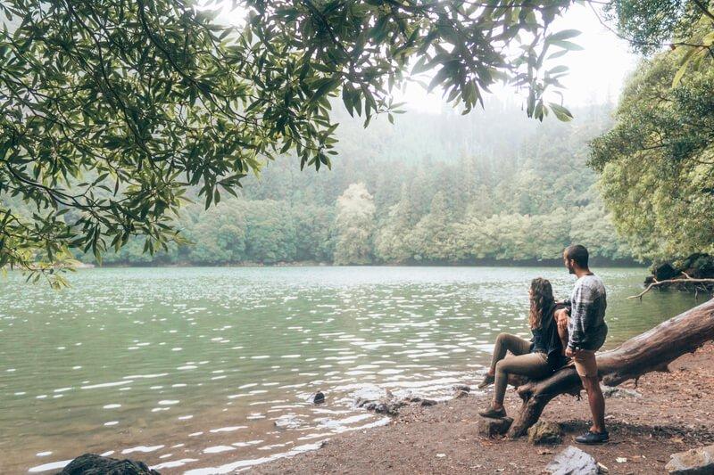 Lagoa do Congro São Miguel Azores