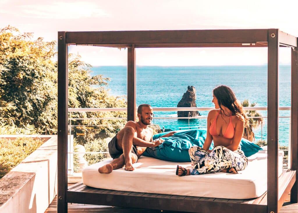 TravelB4Settle Influencer Marketing hotel meliã madeira