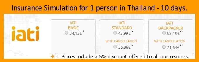Travel insurance TravelB4Settle