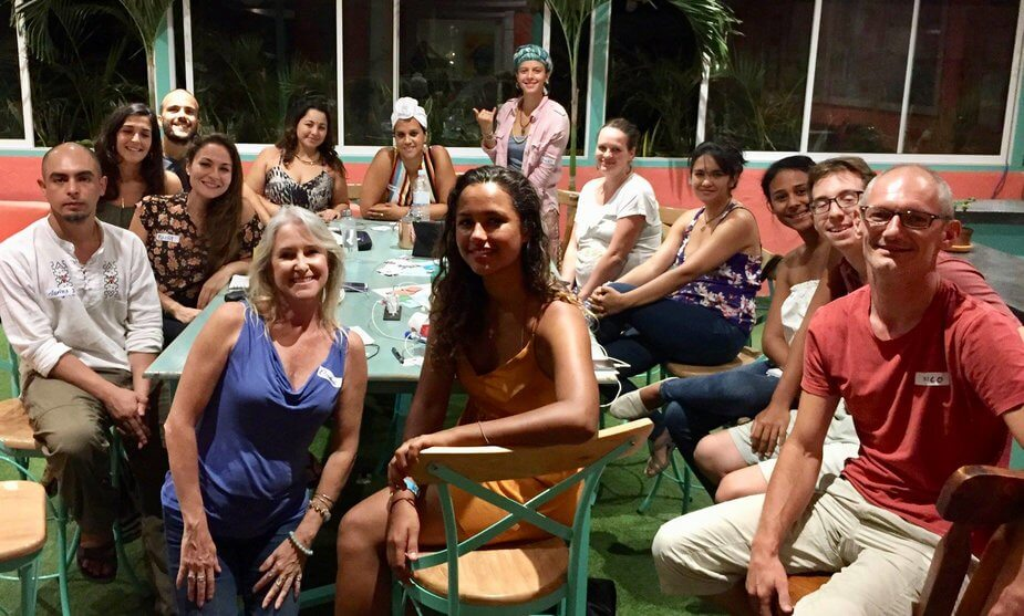 network, coworking, coliving, colombia, tenerife,