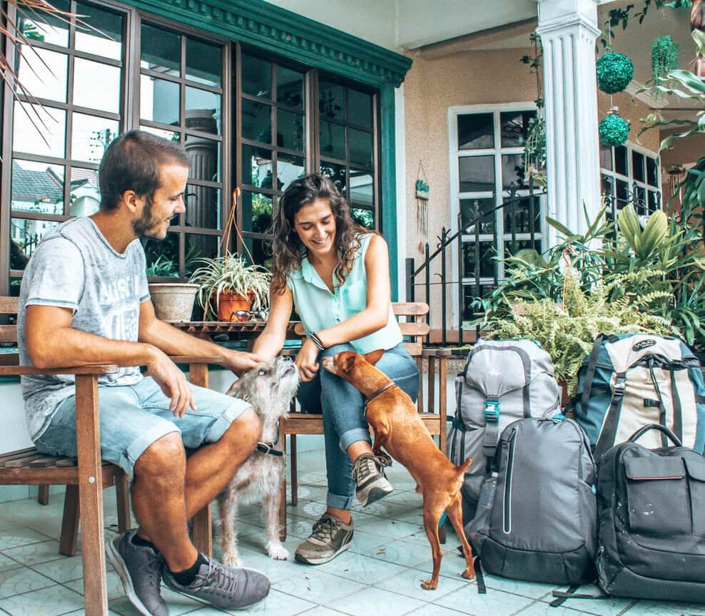 house sitting, pet sitting, accomodation, digital nomad, travelb4settle, malaysia, kuala lumpur