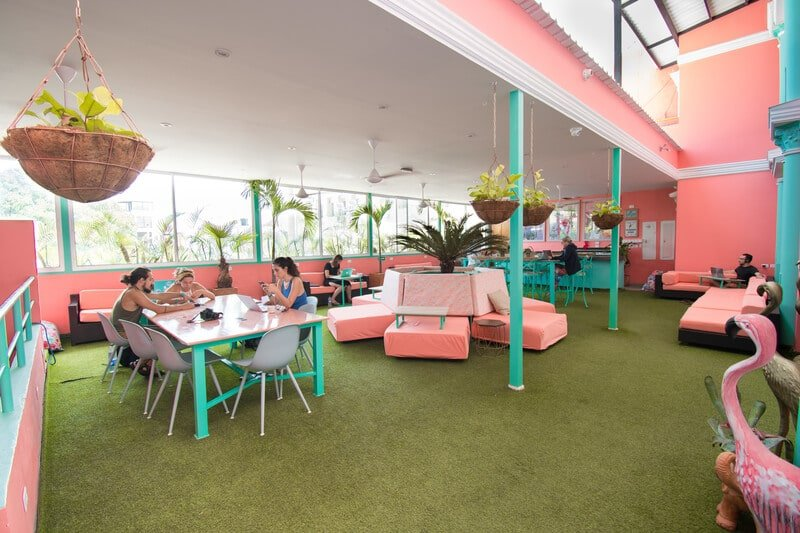 coliving flamingo coworking travelb4settle