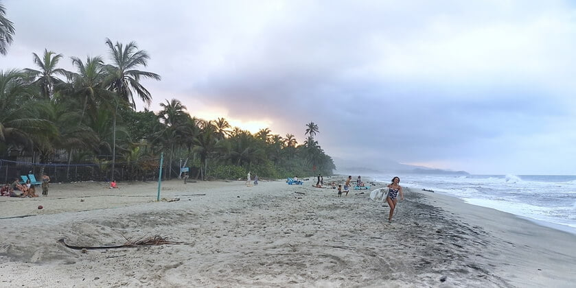 Beaches in Colombia