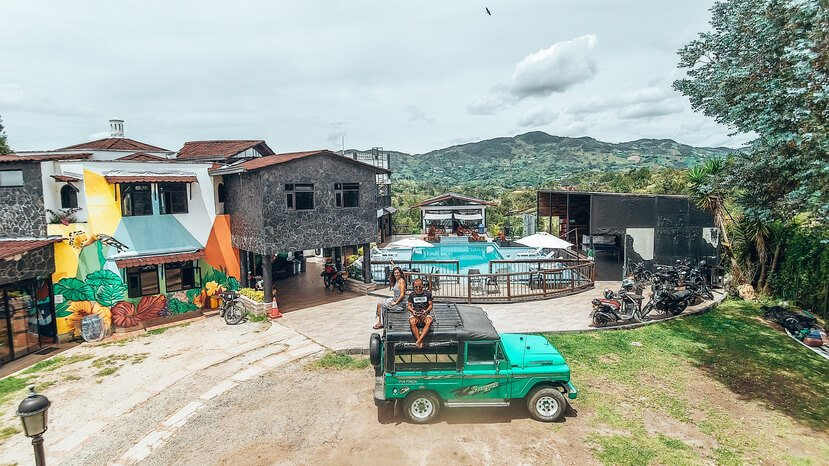 Transportation in Colombia
