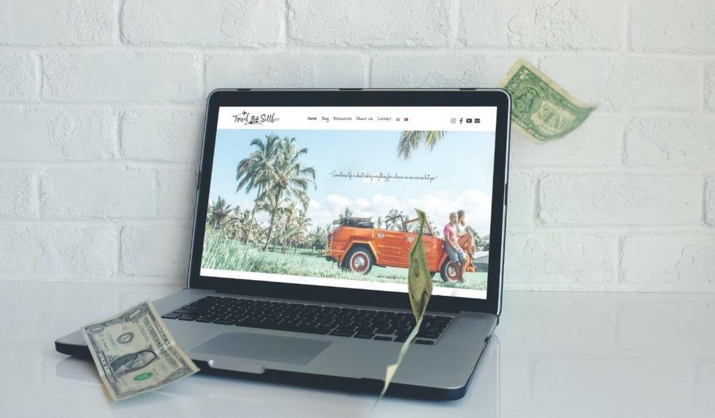 how to make internet money