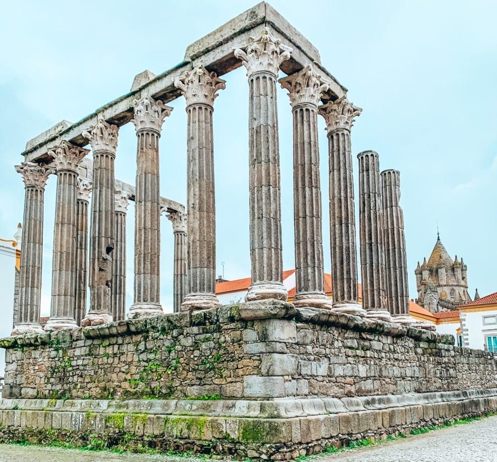 Best places to visit in Portugal - Évora