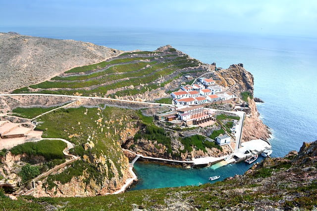 Best places to go in Portugal - Berlengas